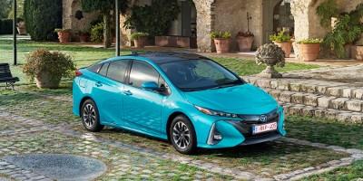 Toyota Prius Prime sprzedaje się w USA jak świeże bułeczki