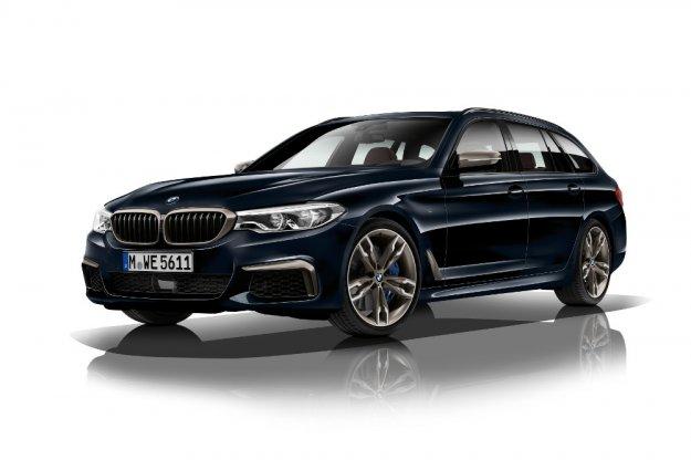 BMW poszerza ofertę jednostek w modelu BMW serii M5