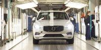 www.moj-samochod.pl - Artykuł - Pierwsze Volvo XC60 zjechało z produkcji