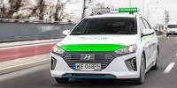 www.moj-samochod.pl - Artykuł - Hyundai IONIQ w roli ekologicznej taksówki