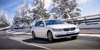 www.moj-samochod.pl - Artykuł - BMW 5 w wersji hybrydowej typu plug-in
