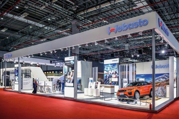 Webasto wchodzi w nowe obszary rynku samochodowego