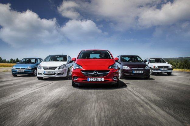 Najnowsza odsłona Opel Corsa nie zbacza z kursu sukcesu