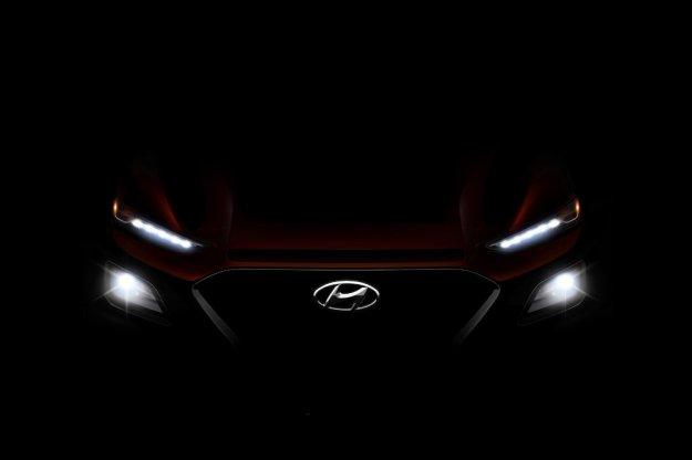 Hyundai Kona nowy koreański SUV segmentu B