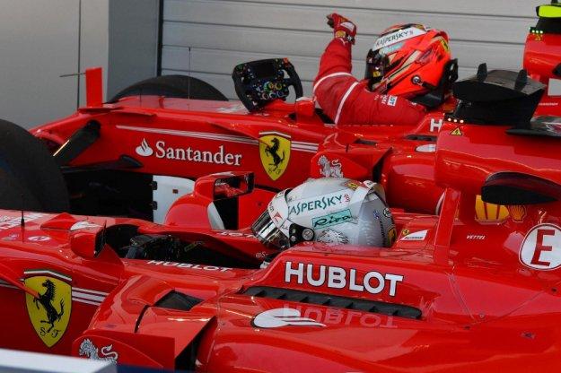 Vettel z dużą szansą rozbudowy swojego prowadzenia