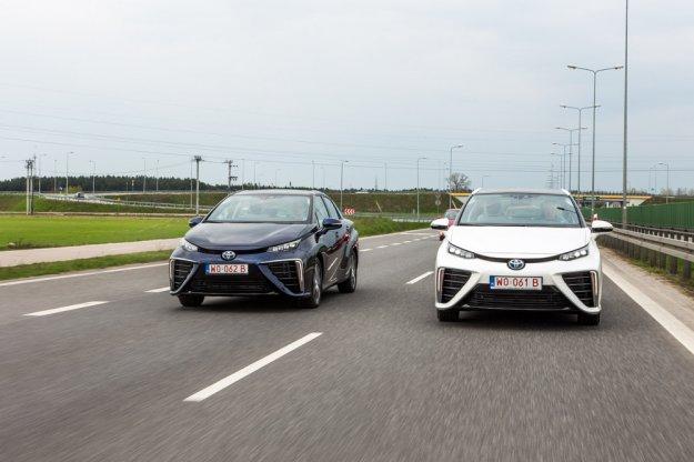 Toyota Mirai po 200 000 kilometrach
