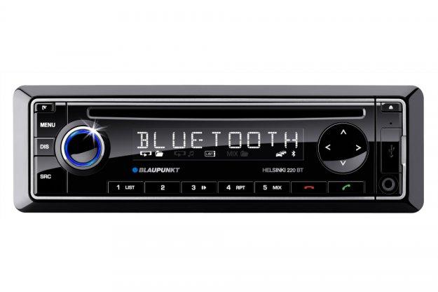Blaupunkt Helsinki 220 BT - radio z Bluetooth