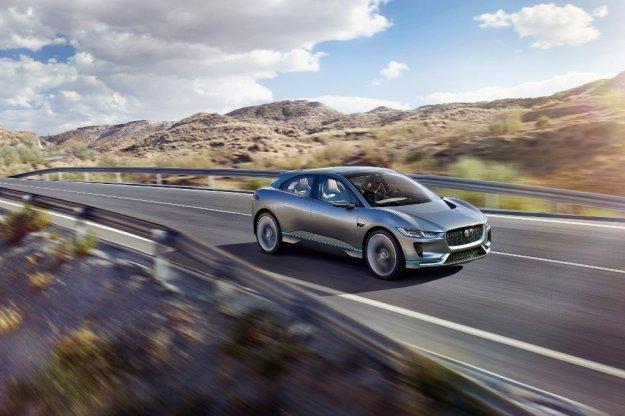 Jaguar I-Pace uliczna wersja już blisko premiery