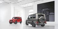 www.moj-samochod.pl - Artykuł - Dwie specjalne wersje Mercedesa G-Klasa