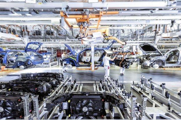 Audi prowadza rating dla dostawców