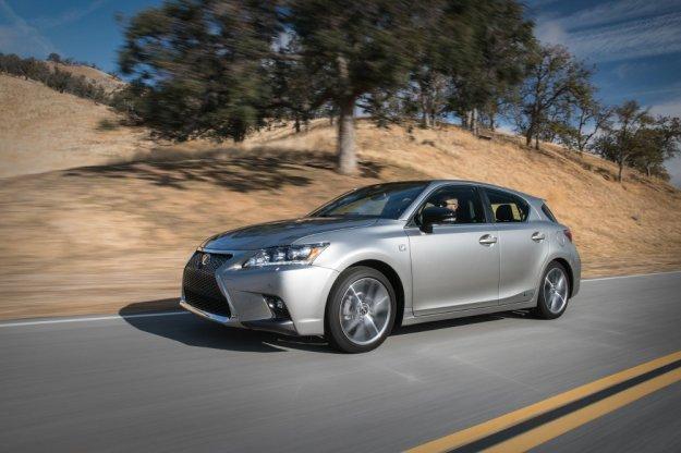 Nowa generacja Lexus CT jeszcze w tym roku