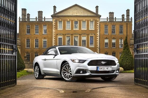 Król rynku sportowych samochodów to Ford Mustang