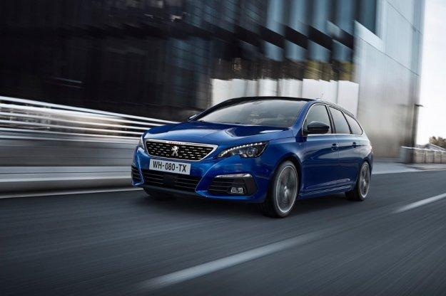 Peugeot zaprezentował nowego 308