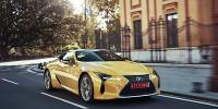 www.moj-samochod.pl - Artykuďż˝ - Lexus LC już w tym miesiącu na rynku amerykańskim