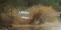 www.moj-samochod.pl - Artykuďż˝ - Trudne warunki podczas drugiej rundy Dacia Duster Elf Cup
