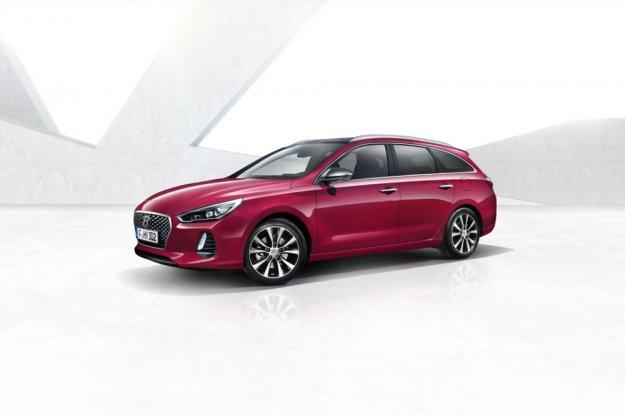 Kompaktowe kombi z Korei, Hyundai i30 Wagon już od 69 700 zł