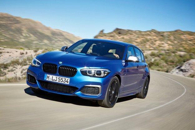 BMW serii 1 wzbogaca się o nowe wersję