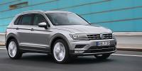 www.moj-samochod.pl - Artykuł - Volkswagen Tiguan w dwóch nowych wersjach
