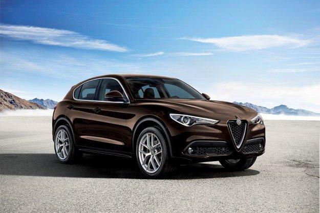 Alfa Romeo Stelvio z nowymi silnikami