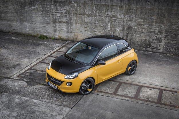 Opel Adam w wersji Black Jack
