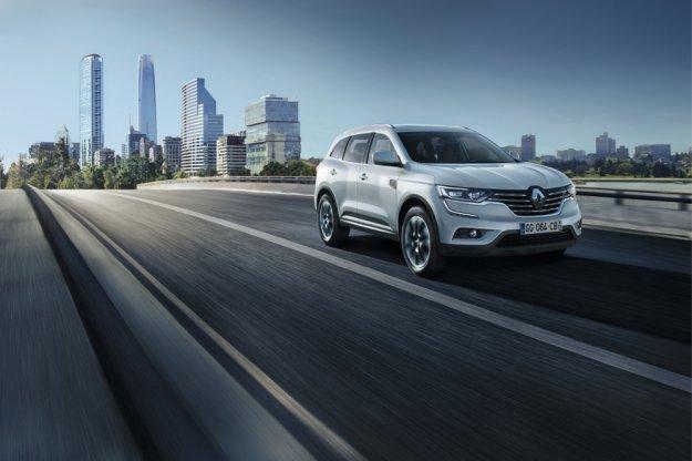 Przedpremierowa wersja Renault Koleos w cenie od 139 900 zł