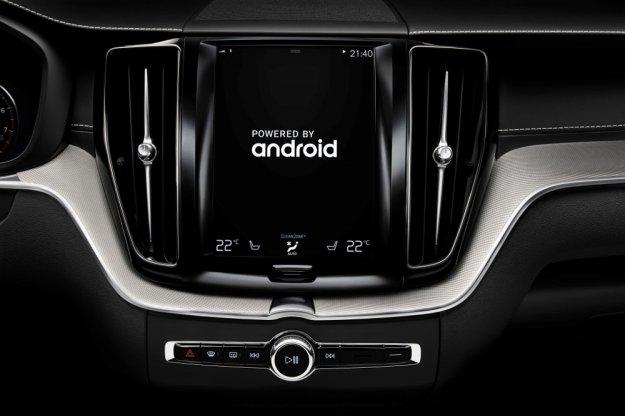 Volvo Cars oraz Google stworzą nowy system Android dla aut