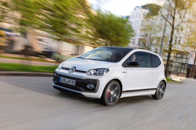 Volkswagen Up! w wersji GTI