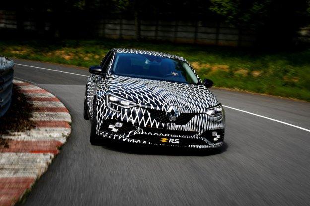 Prapremiera nowego Renault Megane R.S.