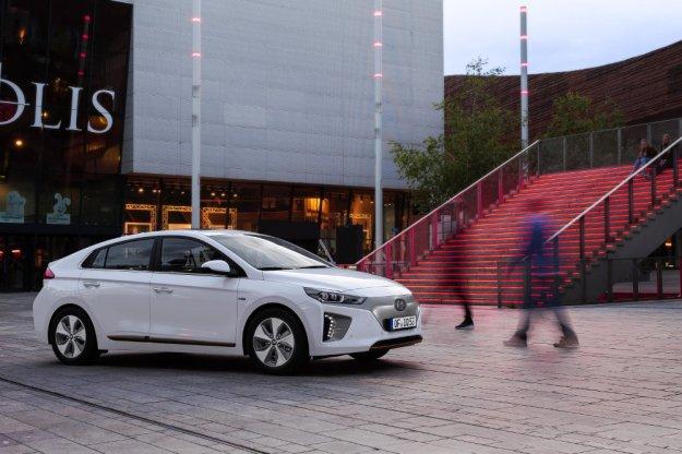 Hyundai IONIQ z wysoką wartością odkupu