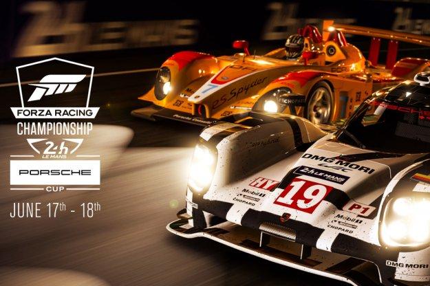 Wirtualne Le Mans równolegle do prawdziwego wydarzenia