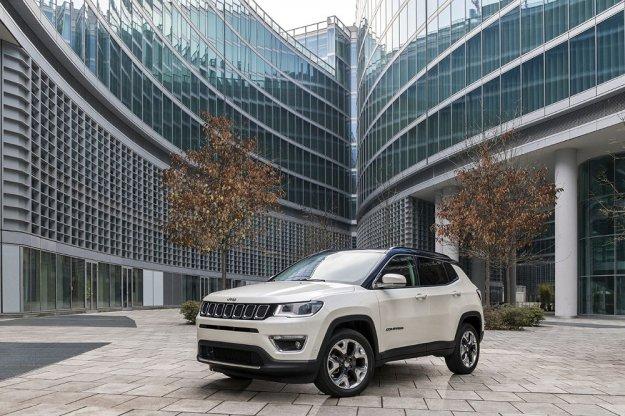 Nowy Jeep Compass już od 99 800 zł