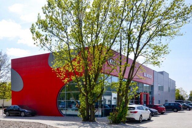 Nowy standard salonów Kia już w Polsce