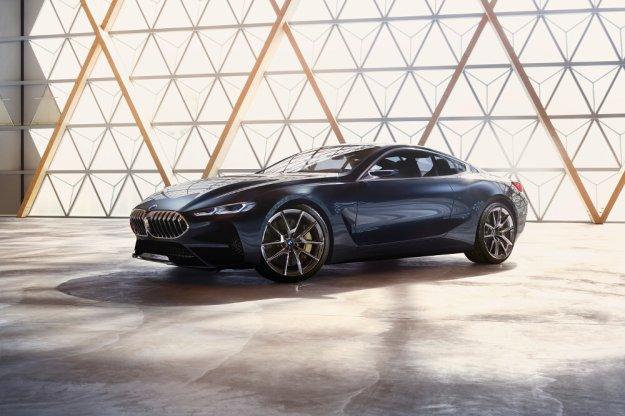 BMW serii 8 mocny cios dla konkurencji