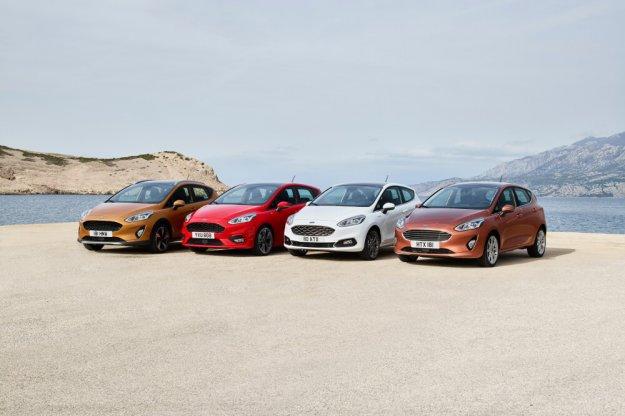 Ford Fiesta walczy o tron w Europie