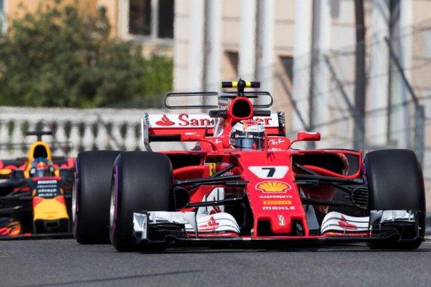 Raikkonen jutro startuje z pierwszego miejsca w Monako