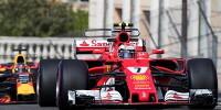 www.moj-samochod.pl - Artykuďż˝ - Raikkonen jutro startuje z pierwszego miejsca w Monako