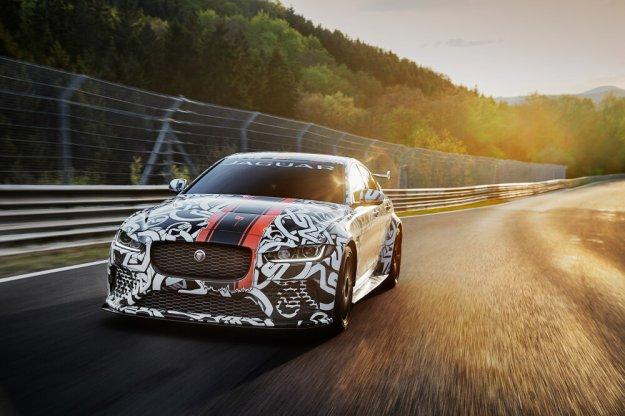 Jaguar XE SV Project 8 powstanie tylko 300 sztuk
