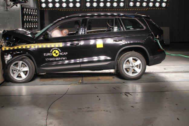 Mini, Nissan, Skoda i Suzuki w EuroNCAP