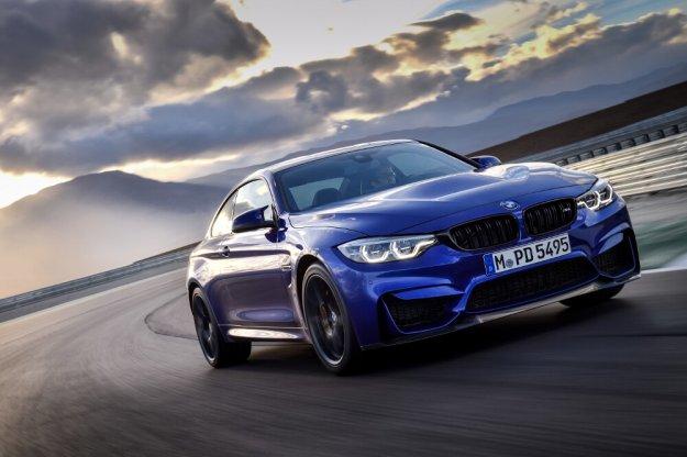 BMW M4 z nową mocniejszą odmianą CS