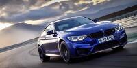 www.moj-samochod.pl - Artykuďż˝ - BMW M4 z nową mocniejszą odmianą CS