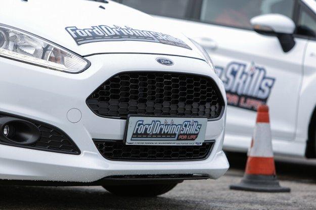 Rusza druga edycja Ford Driving Skill for Life