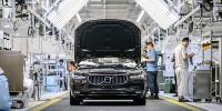 www.moj-samochod.pl - Artykuł - Pierwsze Volvo S90 dotarło do Europy nową drogą