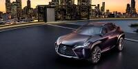 www.moj-samochod.pl - Artykuďż˝ - Koncept Lexus UX wyjedzie na ulicę już w 2018 roku
