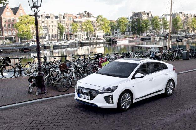 Hyundai IONIQ z kolejną nagrodą