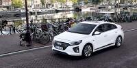 www.moj-samochod.pl - Artykuďż˝ - Hyundai IONIQ z kolejną nagrodą