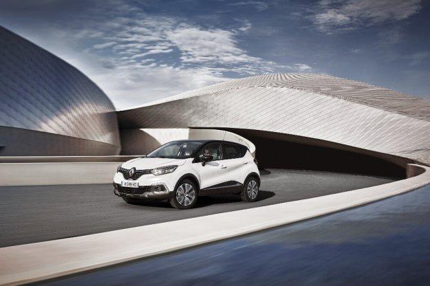 Renault Captur oferowany także w wersji INITIALE PARIS