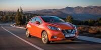www.moj-samochod.pl - Artykuďż˝ - Podstawowa jednostka modelu Nissan Micra już dostępna