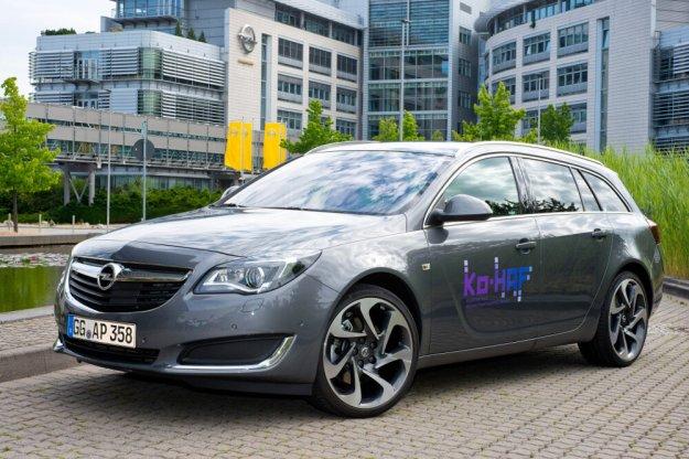 Opel jedną nogą w świecie autonomicznych samochodów