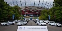 www.moj-samochod.pl - Artykuďż˝ - Hyundai przekazał flotę samochodów na UEFA EURO U21 Polska