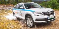 www.moj-samochod.pl - Artykuďż˝ - TOPR wzbogaci się o nowe samochody Skoda